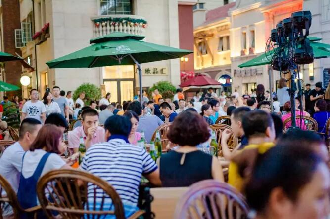 7月26日!2019鲁邦国际风情街夜时尚音乐啤酒嘉年华即将开启!